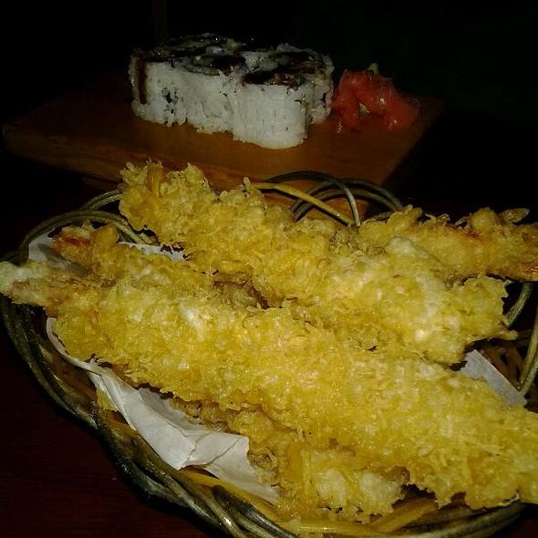 Shrimp Tempura @ Akita Sushi