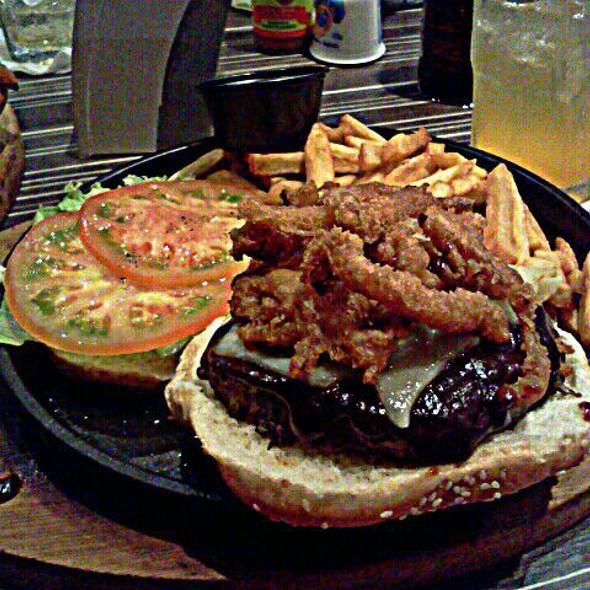 Hamburguesa Grill 50 @ Grill 50