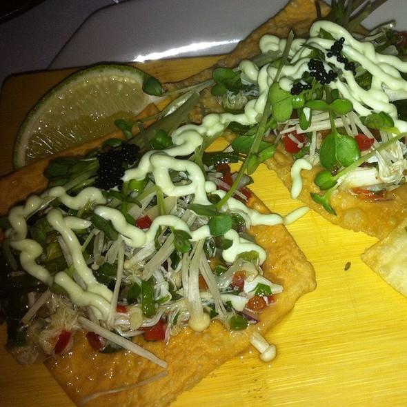 Shrimp And Crab Ceviche - 350 Main Brasserie, Park City, UT