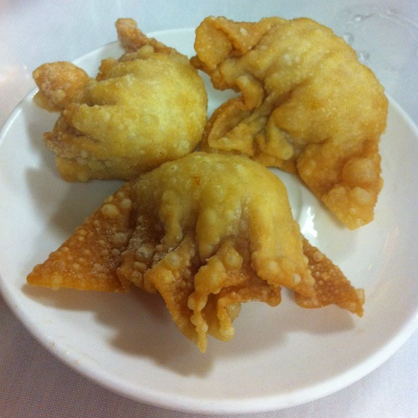 Deep Fried Shrimp Gao @ Mei Sum Chinese Dim Sum Restaurant