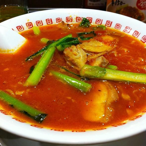 太陽のラーメン @ 太陽のトマト麺