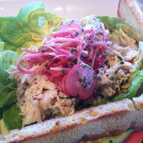 Dungeness Crab Salad @ Waterbar