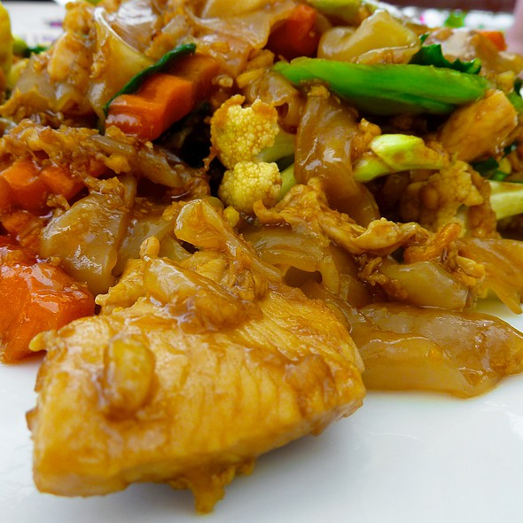 Pork & Noodles