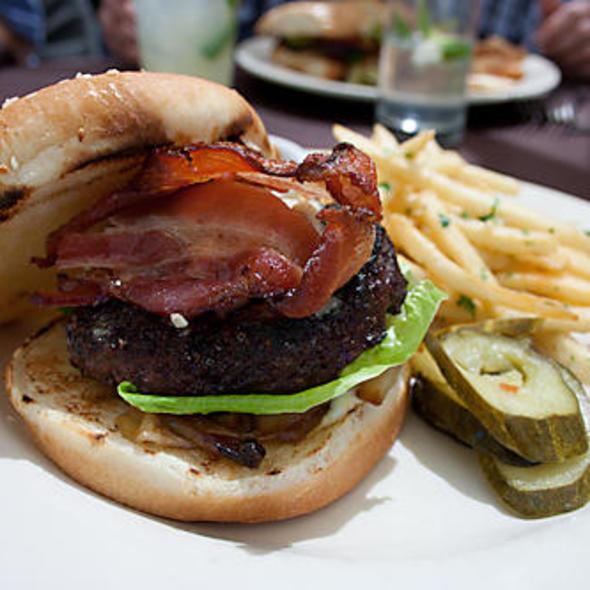 Burger #2 @ Food Network South Beach Wine & Food Festival Cookbook