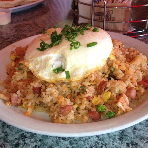 Kim Chi Fried Rice @ Big City Diner
