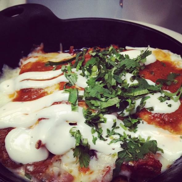 Daisy's Eggs - Bogota Latin Bistro, Brooklyn, NY