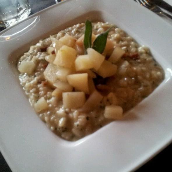 Autumn Risotto - Paragon Restaurant & Bar, Seattle, WA