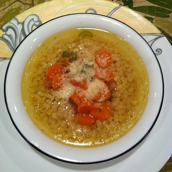 Mom's Chicken Soup @ Domus Senecas