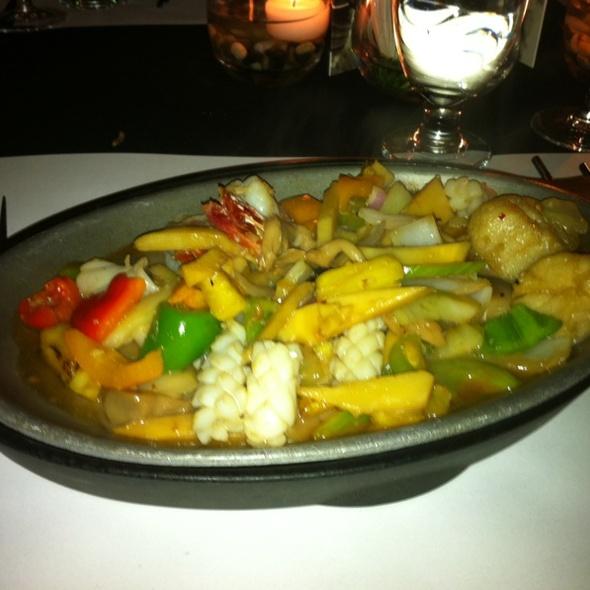 Sizzling Seafood - Sante Restaurant, Ottawa, ON