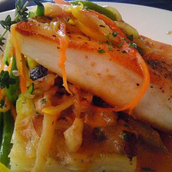 Chilean Sea Bass - Caffe Siena, Charlotte, NC