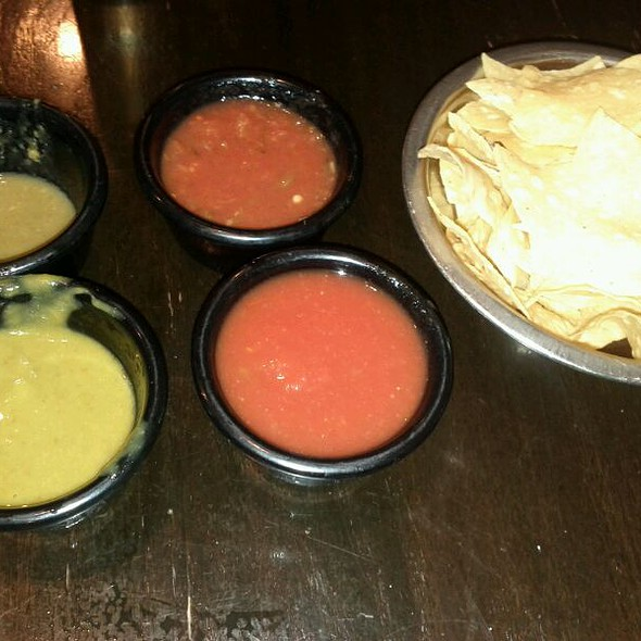 Chips and Salsa @ El Patron