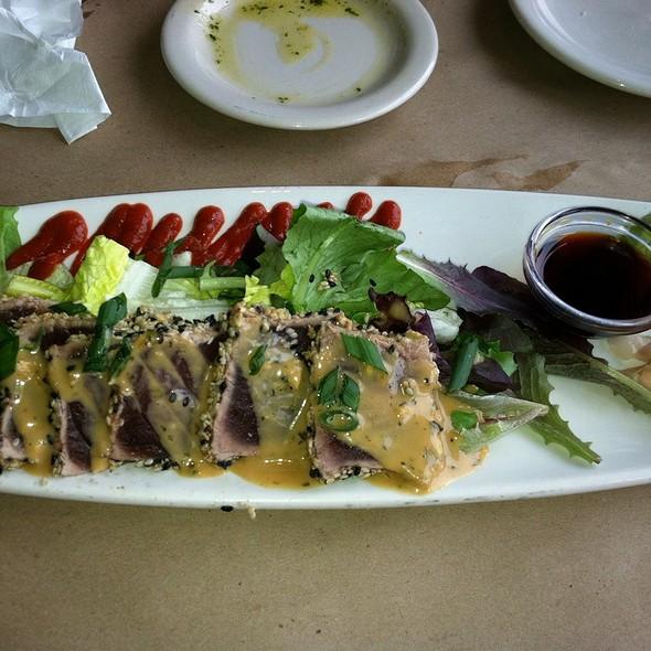 Ahi Tuna Sashimi @ Bonefish Grill - Alexandria