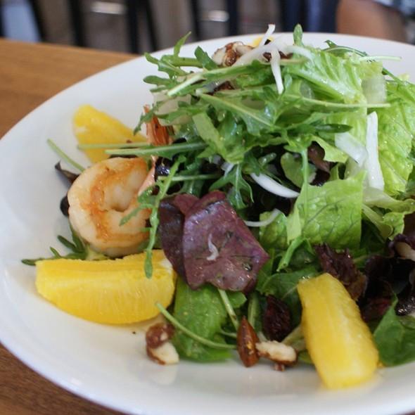 Prawn Salad - Novo Pizzeria & Wine Bar, Vancouver