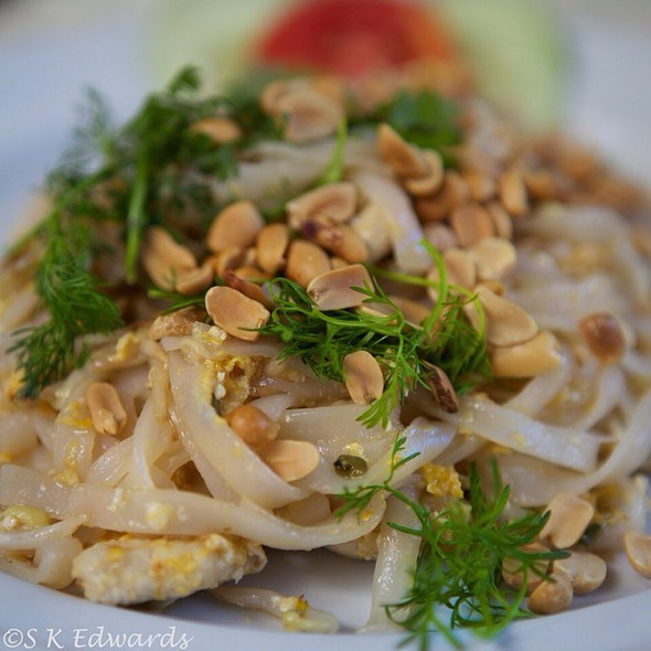 Pad Lao @ Ancient Luang Prabang