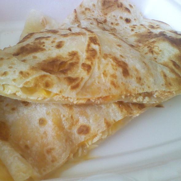 Chicken Quesadilla @ Ray's Mexican Restaurant