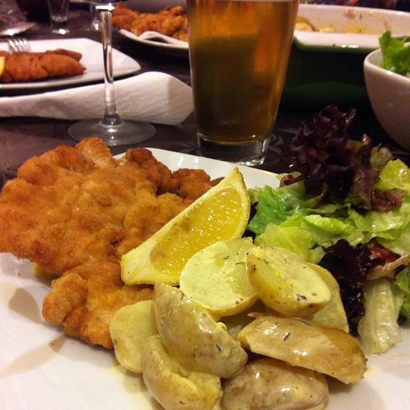 Wiener Schnitzel @ Rhodes