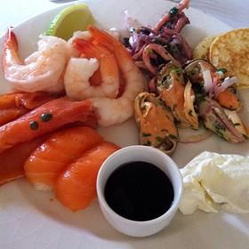 Assorted Sea Food Platter