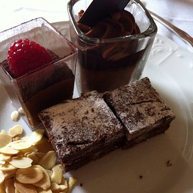 Assorted Chocolate Desserts