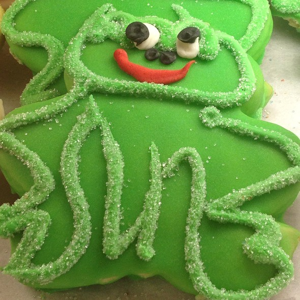 Frog Cookie @ Edgar's Old Style Bakery