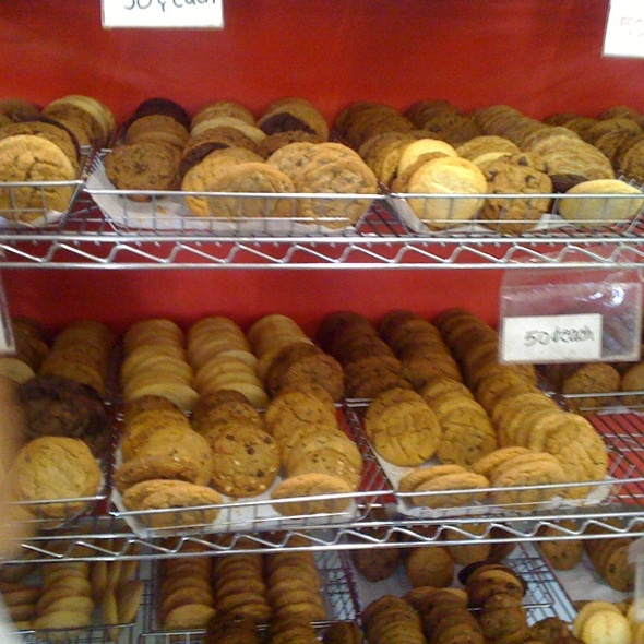 Discounted Assorted Cookies