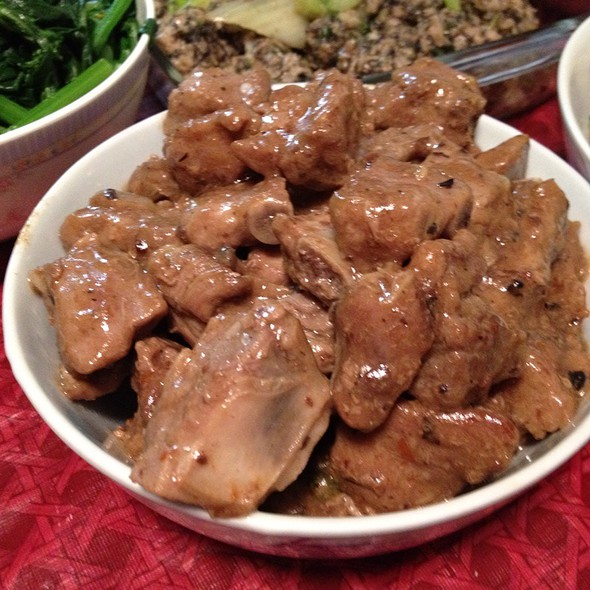 Pork Spare Ribs @ Home