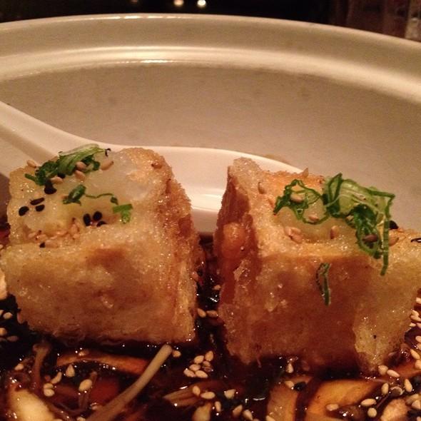 Agedashi Dofu @ Nihon Whiskey Lounge