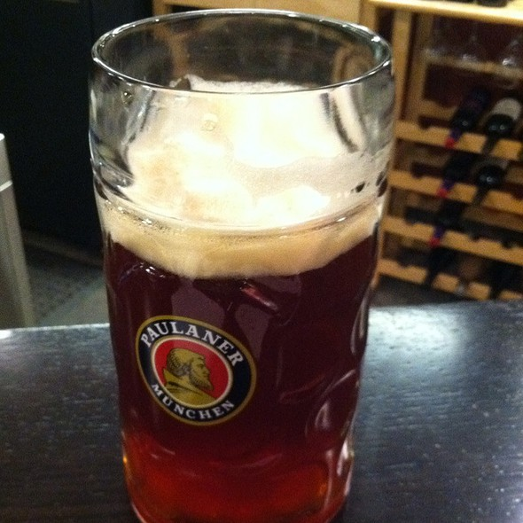 Paulaner Salvator @ Cafe Berlin