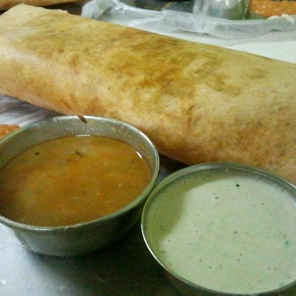 Onion Masala Dosai @ Madurai Idli Kadai