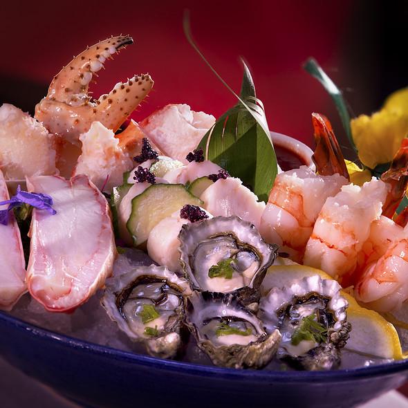 Shellfish on Ice  @ The Oak Room at Pala Casino Spa & Resort