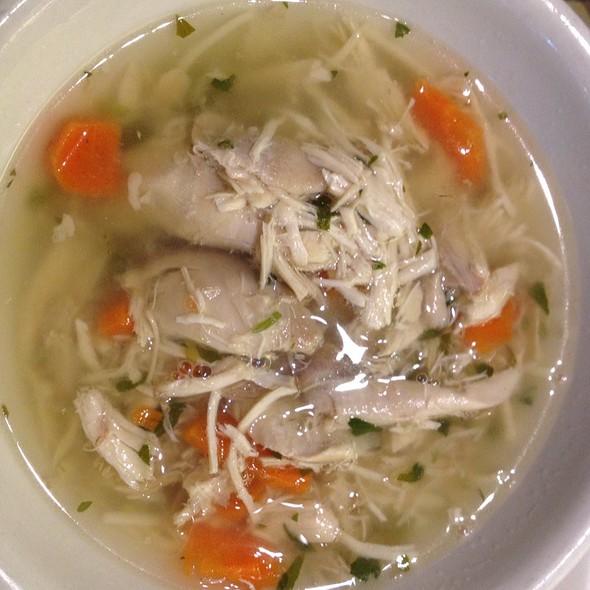 Chicken Noodle Soup @ Veselka