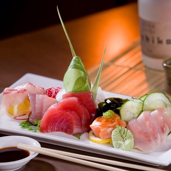 Sashimi Platter @ Sushi Sake At Pala Casino Spa & Resort