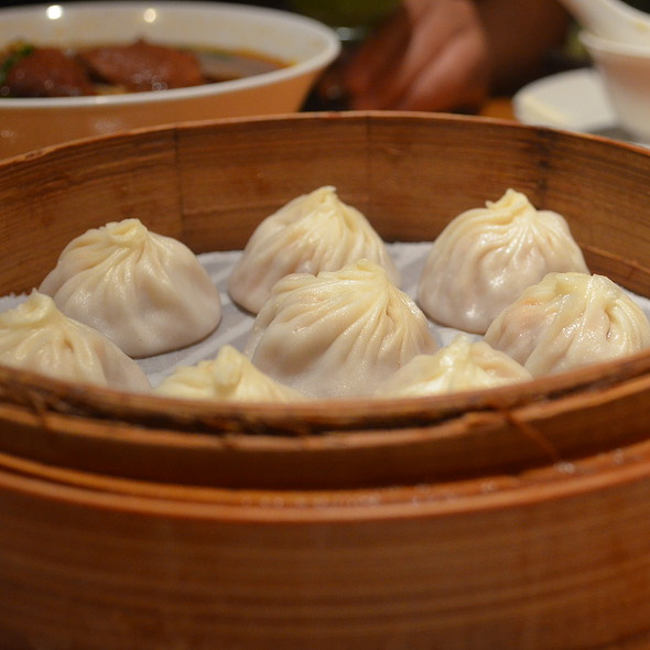 Xiao Long Bao @ Din Tai Fung Restaurant