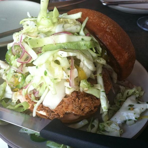 Fried Chicken Sandwich @ Son Of A Gun