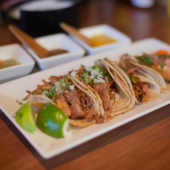 Tacos @ Tacolicious