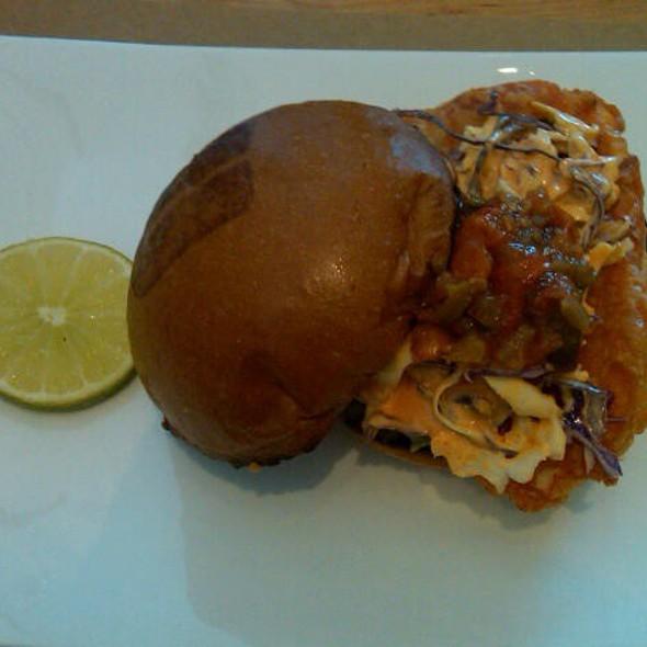 Baja Burger @ Umami Burger