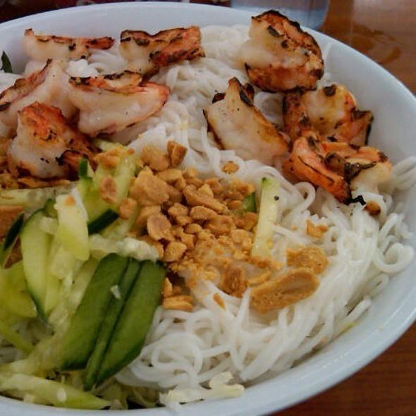 Bún Tôm Thit Nuóng @ Pho 87 Restaurants