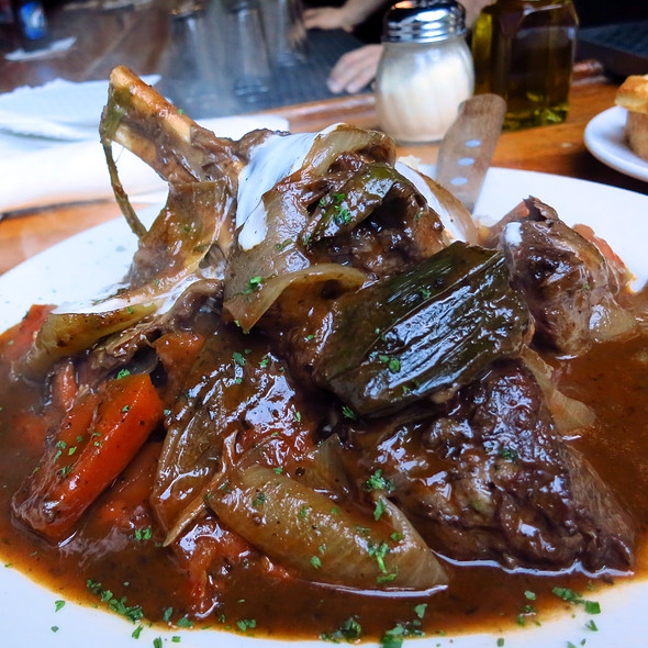 Braised Lamb Shank @ Dublin's Bar & Grill