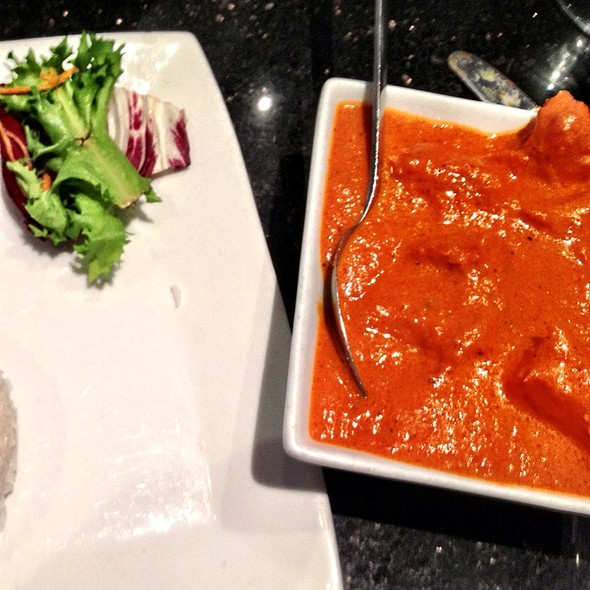 Chicken Tikka Makhani @ Indique Heights