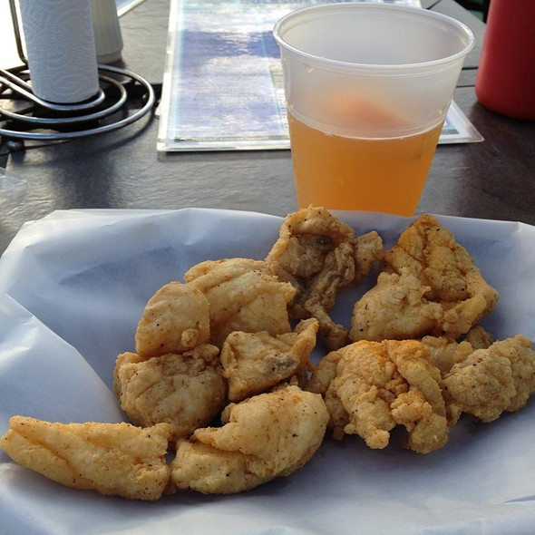 Grouper Bites @ Dockside Dave's
