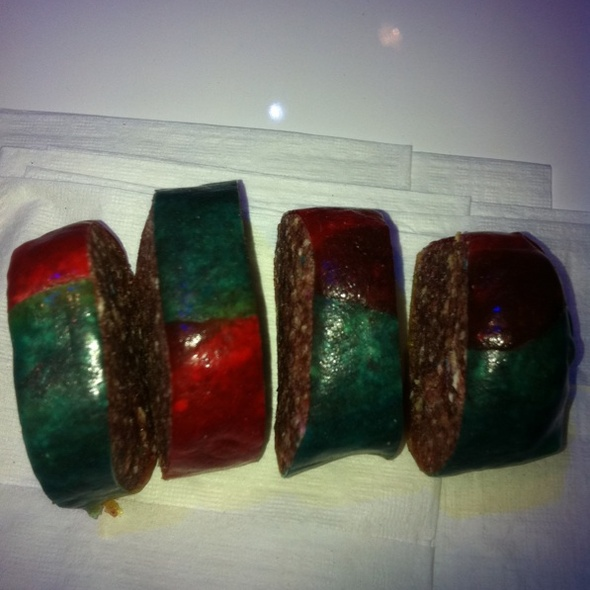 Pop-tarts Sushi @ Pop-tarts World