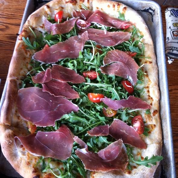 Prosciutto Pizza @ Ducali Pizzeria & Bar