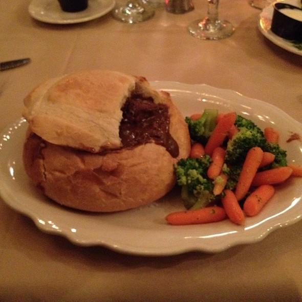 Beef Bourguignon - Cock 'n Bull, Lahaska, PA