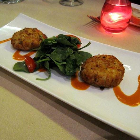 Crabcakes @ Portalia Italia