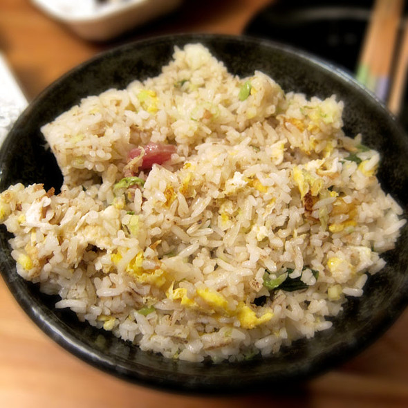 Salt Cod Fried Rice