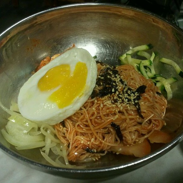 Bibim Guksu @ Ko Hyang Korean Country Delights