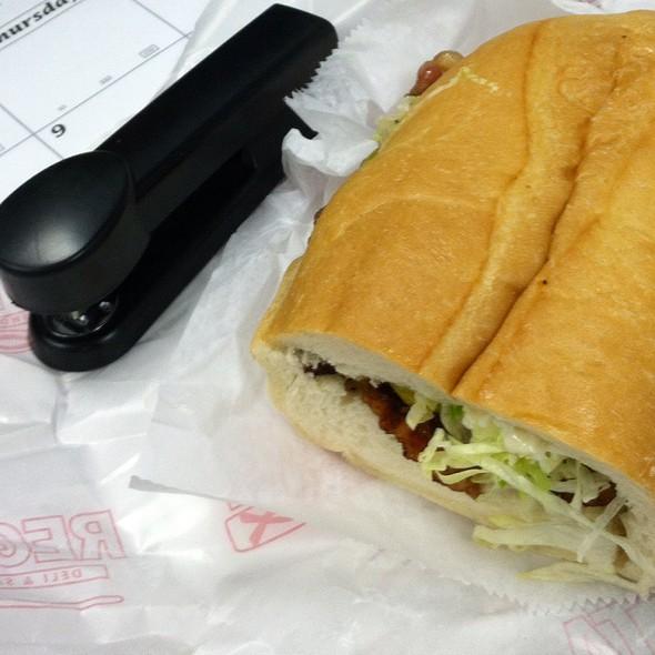 BLT @ Regatta Deli & Sandwich Shoppe
