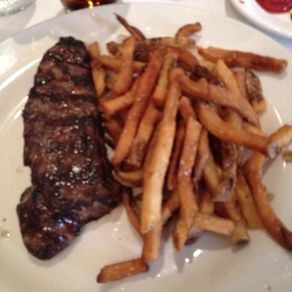 Steak & Frites - Edward's Steakhouse, Jersey City, NJ