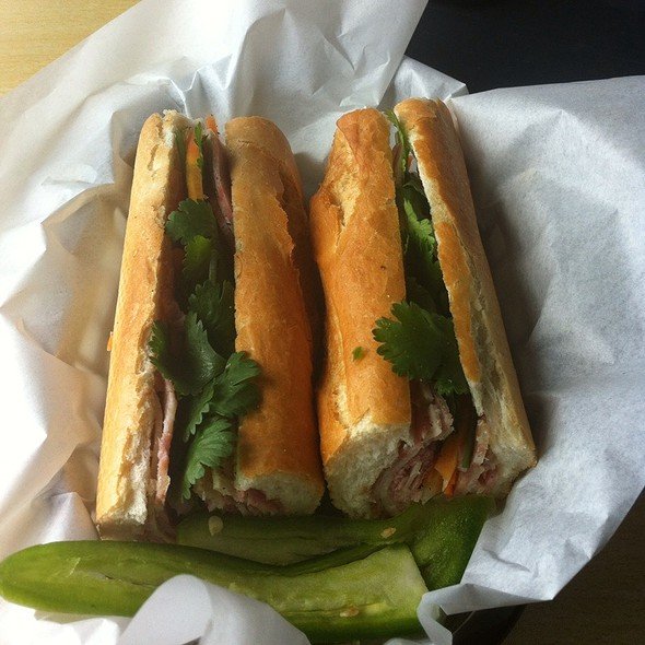 Banh Mi @ Baguette House & Cafe