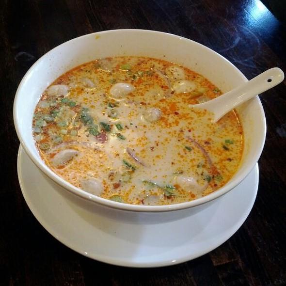 Tom Kha Soup @ Ferry Noodle House