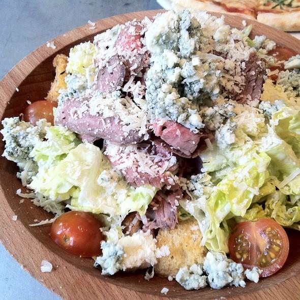 Steak Salad @ Caffe Pazzo